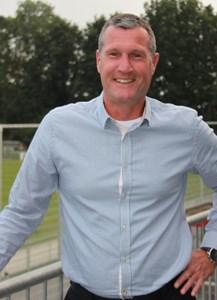 Bert Siera bestuurslid Voetbalzaken