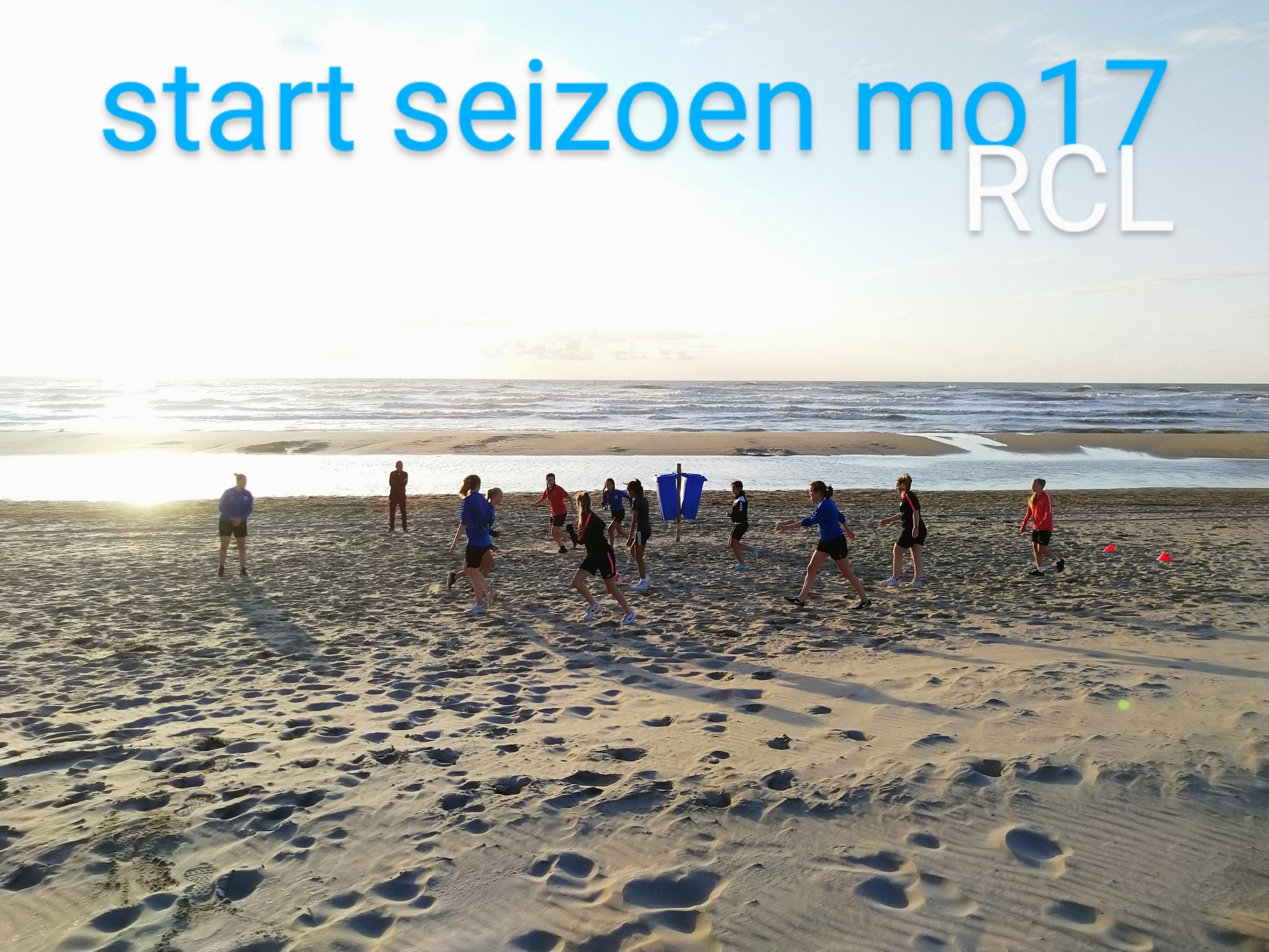 Strandtraining MO17