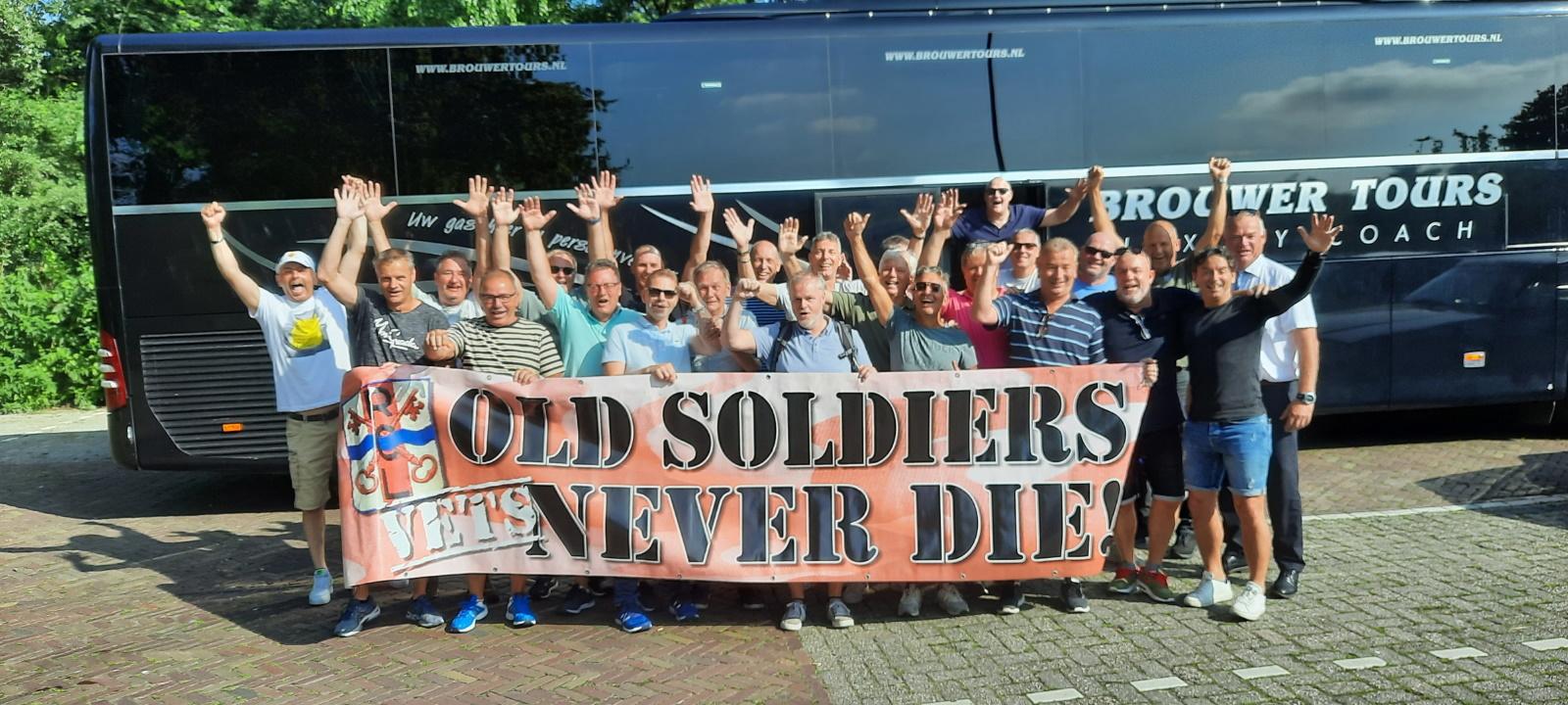 Veteranen RCL in Valkenburg