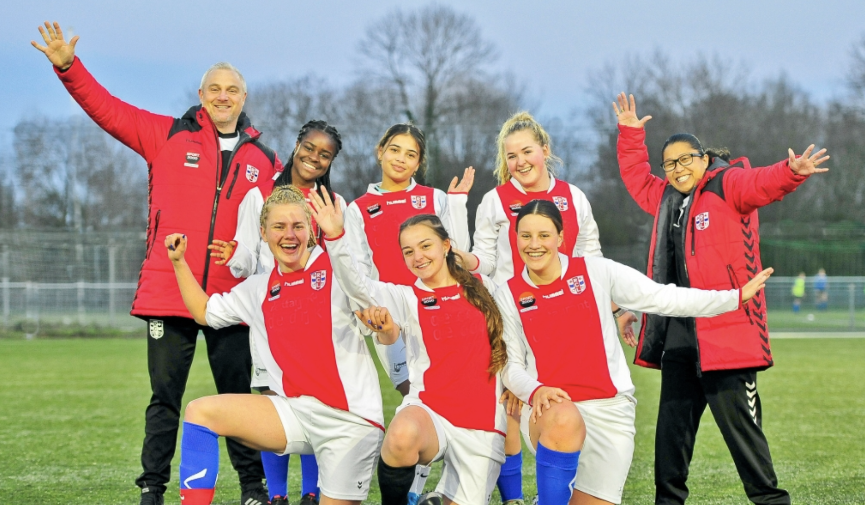 RCL terug naar de top met vrouwenvoetbal